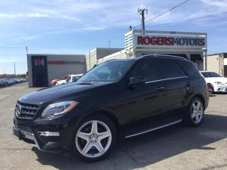 Used 2015 Mercedes-Benz ML 350 BlueTEC - NAVI - PANO ROOF - SELF PARKING for sale in Oakville, ON