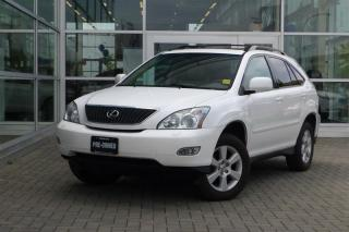 Used 2005 Lexus RX 330 4-DR SUV 5A 4WD for sale in Vancouver, BC