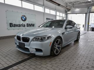 Used 2014 BMW M5 Ultimate Sedan for sale in Edmonton, AB