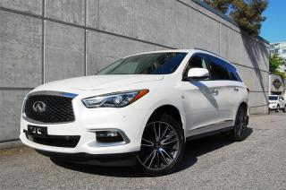 Used 2016 Infiniti QX60 AWD Premium, Deluxe Touring and Technology Package for sale in Vancouver, BC