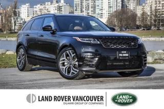 Used 2018 Land Rover RANGE ROVER VELAR P380 HSE R-Dynamic *Certified! for sale in Vancouver, BC