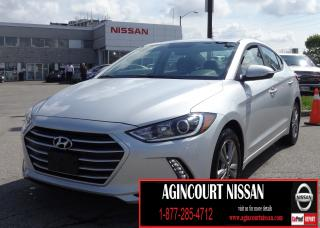 Used 2018 Hyundai Elantra GL SE |BACKUP CAMERA|BLIND SPOT|SUNROOF| for sale in Scarborough, ON
