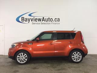 Used 2018 Kia Soul EX - ALLOYS! HEATED SEATS! A/C! REVERSE CAM! CRUISE! for sale in Belleville, ON