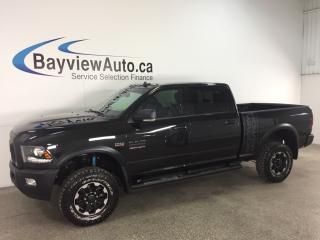 Used 2018 RAM 2500 Power Wagon - 6.4L HEMI! WINCH! SUNROOF! REVERSE CAM! TOW/HAUL! for sale in Belleville, ON