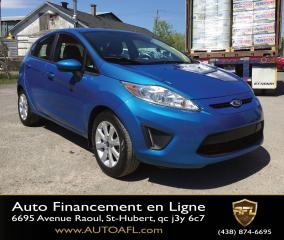Used 2013 Ford Fiesta AIR CLIMATISÉ/G. for sale in Saint-hubert, QC