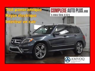 Used 2013 Mercedes-Benz GLK-Class Glk350 Awd Premium for sale in Saint-jerome, QC