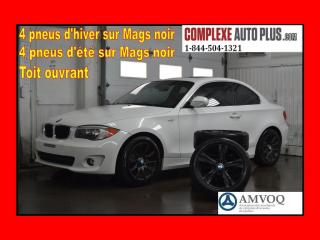 Used 2013 BMW 1 Series 128i Coupe for sale in St-Jérôme, QC