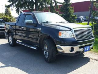 Used 2007 Ford F-150 Lariat 4x4 for sale in Gloucester, ON