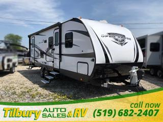 New 2019 Highland Ridge RV Open Range Ultra Lite 2510BH Travel-Trailer BUNK HOUSE! for sale in Tilbury, ON
