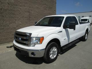Used 2013 Ford F-150 Cabine Super 4RM 163 po XLT for sale in Gatineau, QC