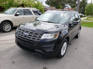 Used 2017 Ford Explorer Base for sale in Scarborough, ON