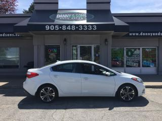 Used 2014 Kia Forte EX for sale in Mississauga, ON
