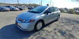Used 2008 Honda Civic Sdn DX-G for sale in Barrie, ON