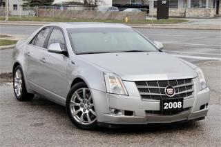 Used 2008 Cadillac CTS for sale in Scarborough, ON