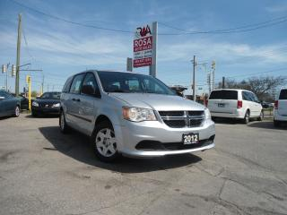 Used 2012 Dodge Grand Caravan AUTO SAFETY  7 PASS  PL PW PM AUX NO ACCIDENT for sale in Oakville, ON