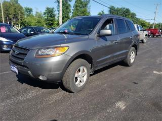 Used 2009 Hyundai Santa Fe AWD (Ronnieb's Bloomfeild)  161K SAFETIED GL for sale in Madoc, ON