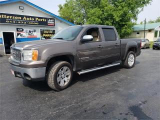 Used 2008 GMC Sierra 1500 4X4 SAFETIED LEATHER SLT for sale in Madoc, ON