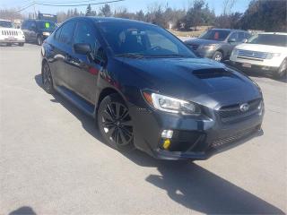 Used 2015 Subaru WRX AWD TURBO 2.0 w/Sport Pkg for sale in Madoc, ON