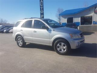 Used 2006 Kia Sorento 135K SAFETIED AWD LX for sale in Madoc, ON
