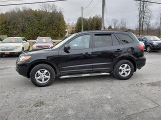 Used 2009 Hyundai Santa Fe AWD 139K SAFETIED WE FINANCE GLS for sale in Madoc, ON