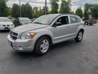 Used 2009 Dodge Caliber 131k safety SXT for sale in Madoc, ON