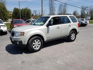 Used 2008 Mazda Tribute AWD 4cyl SAFETIED GX for sale in Madoc, ON