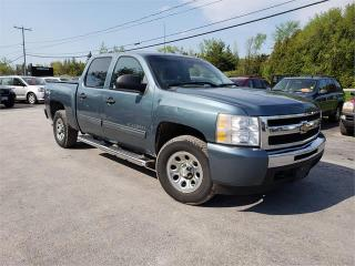 Used 2010 Chevrolet Silverado 1500 4x4 Safetied 205k crew cab LS Cheyenne Edition for sale in Madoc, ON