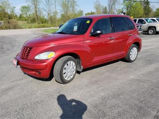Used 2004 Chrysler PT Cruiser NO RUST! 137K AUTO A/C Classic for sale in Madoc, ON