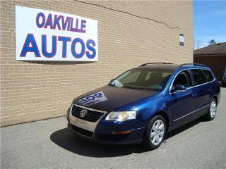 Used 2007 Volkswagen Passat Wagon 2.0T for sale in Oakville, ON