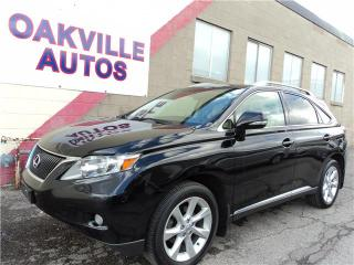 Used 2011 Lexus RX 350 TOURING NAVIGATION for sale in Oakville, ON