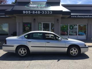 Used 2004 Chevrolet Impala for sale in Mississauga, ON