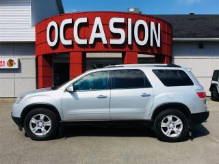 Used 2012 GMC Acadia Sle - Awd - 7 Pass for sale in Sorel-tracy, QC