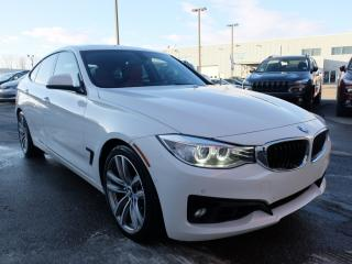 Used 2014 BMW 3 Series Xdrive Gt Sport Pack for sale in Saint-hubert, QC