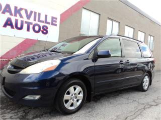 Used 2006 Toyota Sienna LE SAFETY WARRANTY 8 PASS for sale in Oakville, ON