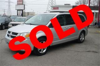 Used 2010 Dodge Grand Caravan SE STOW N GO 7 PASS SAFETY INCL for sale in Oakville, ON