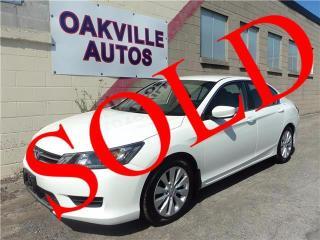 Used 2014 Honda Accord Sedan LX for sale in Oakville, ON