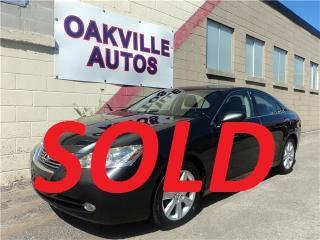 Used 2009 Lexus ES 350 for sale in Oakville, ON