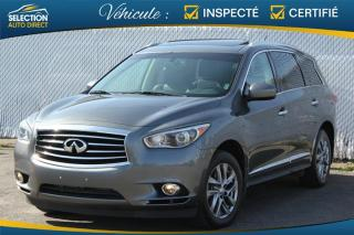Used 2015 Infiniti QX60 AWD 4dr for sale in Sainte-rose, QC