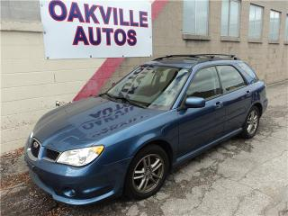 Used 2007 Subaru Impreza 2.5i for sale in Oakville, ON