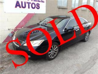 Used 2007 Lexus ES 350 NAVIGATION ULTRA PREMIUM for sale in Oakville, ON