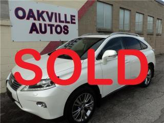 Used 2013 Lexus RX 350 for sale in Oakville, ON