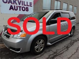 Used 2008 Dodge Grand Caravan SE  POWER SLIDING DOORS STOW N GO SAFETY for sale in Oakville, ON