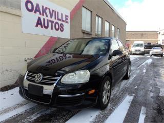 Used 2006 Volkswagen Jetta Sedan 2.5L LEATHER SUNROOF for sale in Oakville, ON