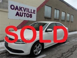 Used 2011 Volkswagen Jetta Sedan Comfortline SE AUTOMATIC for sale in Oakville, ON