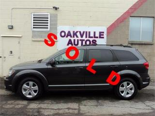 Used 2014 Dodge Journey SE Plus 7 PASSENGER KEYLESS GO SAFETY INC for sale in Oakville, ON