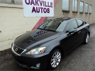Used 2010 Lexus IS 250 for sale in Oakville, ON