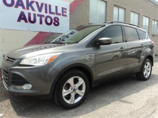 Used 2013 Ford Escape SE NAVIGATION FWD LTHR SAFETY WARRANTY INC for sale in Oakville, ON