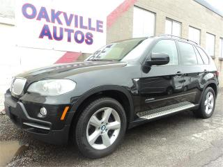 Used 2010 BMW X5 35d NAVIGATION DVD PANO EXECUTIVE DIESEL SAFETY IN for sale in Oakville, ON