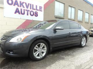 Used 2012 Nissan Altima 3.5 SR V6 SUNROOF AUTOMATIC SAFETY WARRANTY for sale in Oakville, ON