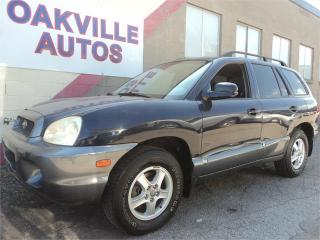 Used 2004 Hyundai Santa Fe GL for sale in Oakville, ON